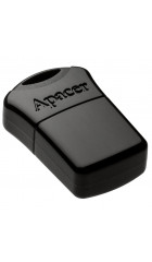 Flash Drive 16G USB 2.0 Apacer AH116 Black (AP16GAH116B-1)