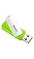 Flash Drive 16G USB 2.0 Apacer AH335 Green (AP16GAH335G-1)