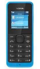 Телефон Nokia 105 SS TA-1010 Black