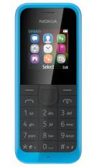 Телефон Nokia 105 Dual Sim Blue