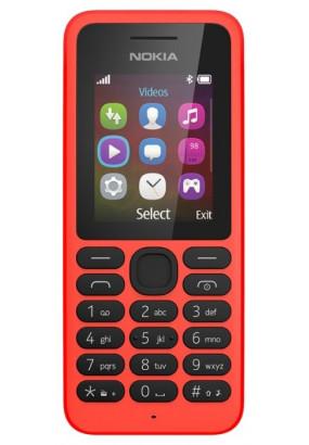 Телефон Nokia 130 Dual sim Red