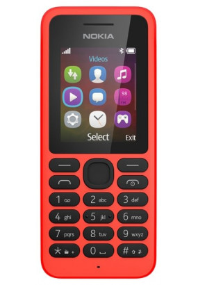 Телефон Nokia 130 Dual sim DS Black (TA-1017)