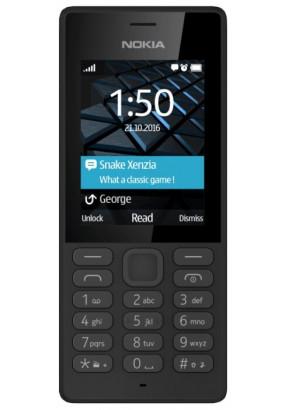 Телефон Nokia 150 Dual sim DS Black (RM-1190)