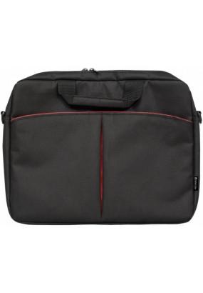 "Сумка для ноутбука 15""-16"" Defender Lota, Black, 390 х 310 х 55 мм, полиэстер"