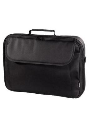 """Сумка для ноутбука 15.6"""" Hama Sportsline Montego черный политекс (00101086)"""