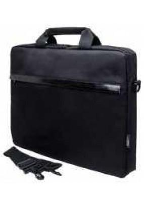 "Сумка для ноутбука 15.6"" PC Pet HQ Classic Black, полиэстер (PCP-1002BK)"