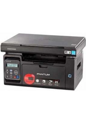 МФУ Pantum M6500, лазерное, монохромное, копир/принтер/сканер (цвет 24 бит), 22 стр/мин, 1200 x 1200 dpi, 128Мб RAM, лоток 150 стр, USB, черный корпус