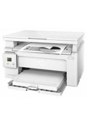 МФУ HP LaserJet M132a, принтер/сканер/копир, A4, печать лазерная черно-белая, 22 стр/мин ч/б, 600x600 dpi, подача: 150 лист., вывод: 100 лист., память: 128 Мб, USB, ЖК-панель