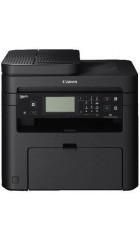 МФУ CANON MF237w, принтер/сканер/копир/факс, A4, печать лазерная черно-белая, 23 стр/мин ч/б, 1200x1200 dpi, подача: 250 лист., вывод: 100 лист., память: 256 Мб, Ethernet RJ-45, Wi-Fi, USB, ЖК-панель (старая модель MF216n)