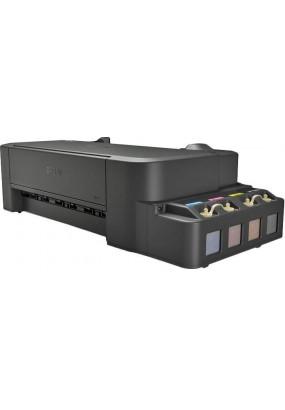 Принтер EPSON L120,A4, печать пьезоэлектрическая струйная цветная, 4-цветная, 8.5 стр/мин ч/б, 4.5 стр/мин цветн., 720x720 dpi, подача: 50 лист., USB