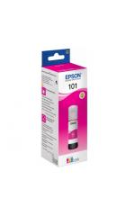Картридж струйный Epson L101 C13T03V34A пурпурный (70мл) для Epson L4150/L4160/L6160/L6170/L6190
