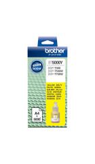 Картридж струйный Brother BT5000Y желтый для Brother DCP-T300/T500W/T700W(5000стр.)
