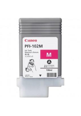Картридж PFI-102M Magenta для Canon imagePROGRAF iPF510, iPF605, iPF610, iPF650, iPF655, iPF710, iPF750, iPF755 130мл (0897B001)