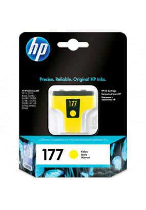 Картридж HP C8773HE (№177) Yellow