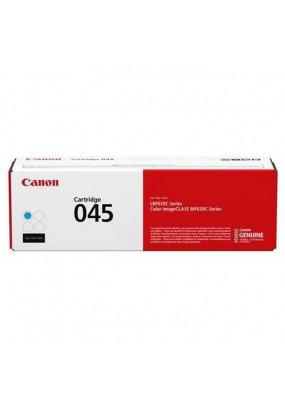 Тонер-картридж 045 C Canon LBP610, Color iC MF630C, 1.3К (О) голубой 1241C002