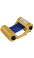 Картридж с красящей лентой (риббон) / ZBR-800033-804 / Ribbon, Mono-Blue, 1000 Images, ZXP3