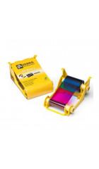 Картридж с красящей лентой (риббон) / 800033-347 / Ribbon, Color-1/2ymcKO, 400 Images, ZXP3