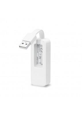 TP-LINK UE200, USB2.0 Сетевой адаптер, 100Mbps, 1xRJ45, RTL8152B