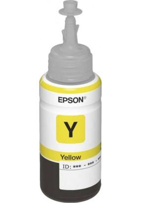 Чернила Epson L800/L1800/L810/L850 (О) C13T67344A, Yellow, 70ml