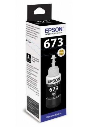 Чернила Epson L800/L1800/L810/L850 (О) C13T67314A, Black, 70ml