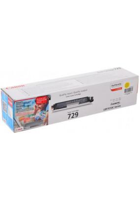 Картридж Canon для LBP-7010C/7018C (O) 4367B002 729Y 1K