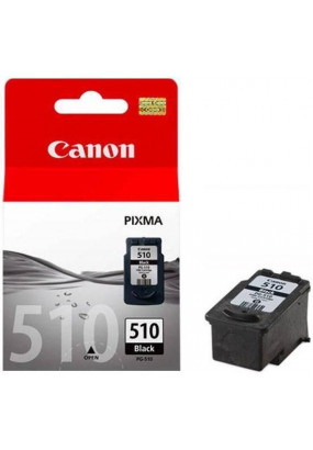 Картридж PG-510 black CANON  iP2700/MP240/250/252/260/270/272/480/490 220стр. (2970B001/2970B007)