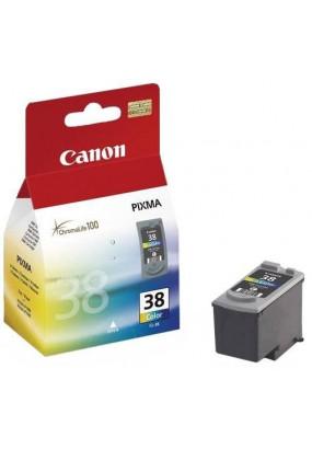 Картридж CL-38 color для CANON  iP1800/1900/2500/2600/MP140/190/210/220/MX300/310 205стр. (2146B005)