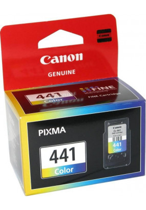 Картридж CL-441 color для CANON PIXMA MG2140/MG3140 180стр. (5221B001)