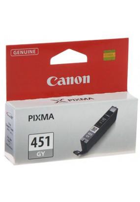 Картридж CLI-451GY 6527B001 серый для Canon Pixma MG6340