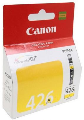 Картридж CLI-426Y 4559B001 желтый для Canon iP4840/MG5140