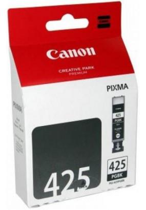 Картридж PGI-425PGBK 4532B001 черный для Canon iP4840/MG5140/MG5240/MG6140/MG8140