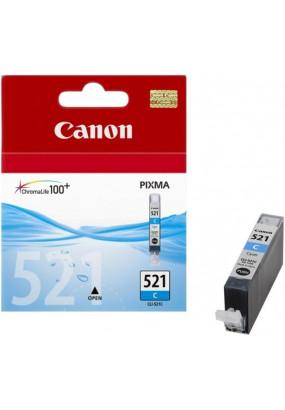 Картридж CLI-521C Cyan для Canon PIXMA iP3600/iP4600/MP540 (2934B004)