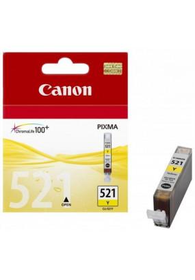 Картридж CLI-521Y Yellow для Canon PIXMA iP3600/iP4600/MP540 (2936B004)