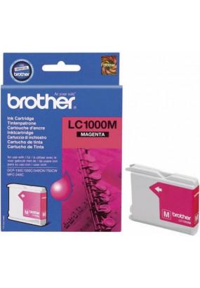 Картридж LC1000M пурпурный для Brother DCP-130/330