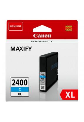 Картридж PGI-2400XL C для MAXIFY Canon iB4040, МВ5040 и МВ5340. Голубой. 1500 страниц.