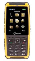 Телефон SENSEIT P101 Black