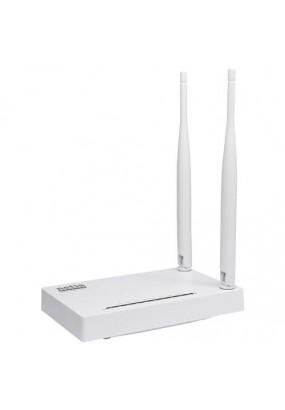 NETIS WF2419E Wi-Fi Роутер 300Mbps, 2.4GHz, 802.11b/g/n, 4x100Mbps LAN ports, 2 антенны несъёмные 5 dBi