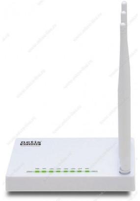 NETIS WF2409E Wi-Fi Роутер 300Mbps, 2.4GHz. 802.11b/g/n, 4х100Mbps LAN ports, 3 антенны несъёмные 5 dBi