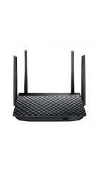 ASUS RT-AC58U, Dual-Band Wi-Fi Роутер, WLAN 733Mbps, 2.4GHz+5.1GHz, 802.11ac+4xGBL RG45+1xWAN+1xUSB3.0, 4x ext Antenna