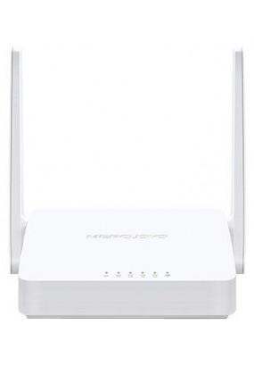 TP-LINK MERCUSYS MW305R, Wi-Fi Роутер, 300Mbps, Mediatek, 2.4GHz, 802.11b/g/n, 100Mbps 4--port Switch, 2 несъёмные антенны 5 дБи. Аналог TP-Link TL-WR840N
