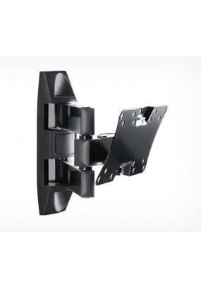 "Кронштейн Holder LCDS-5062 черный глянец 19""-32"" макс.30кг настенный поворот и наклон"