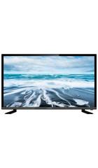 "32"" LCD телевизор YUNO ULM-32TC114 1366x768 чёрный, 50 Гц, DVB-T2, DVB-T, DVB-C, DVB-S2, DVB-S, USB, HDMI"