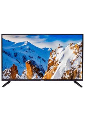 """43"""" LCD телевизор Harper 43F660T 1920x1080, чёрный, Full HD, 50 Гц, DVB-T, DVB-T2, DVB-C, HDMI, USB"""