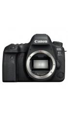 """Зеркальный фотоаппарат Canon EOS 6D Mark II черный 26.2Mpix 3"""" 1080p Full HD SDXC Li-ion (без объектива)"""