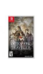 Игра Nintendo Switch на картридже Octopath Traveler
