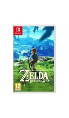 Игра Nintendo Switch на картридже The Legend of Zelda: Breath of the Wild