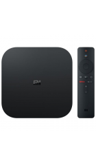 Смарт-ТВ приставка Xiaomi Mi TV Box S EU, 4K UHD, Amlogic S905X, 2GB\8GB