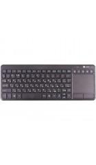 Беспроводная клавиатура с тачпадом HARPER KBT-101 для Smart TV