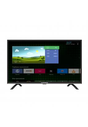 "43"" Телевизор Thomson T43FSL5130 1920x1080, чёрный, Full HD, 50 Гц, WI-FI, SMART TV, DVB-C, DVB-T, DVB-T2, HDMI, USB"