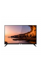 "32"" Телевизор Harper 32R6750TS чёрный 1366x768, 50 Гц, Wi-Fi, Smart TV, DVB-T2, DVB-C, DVB-S2, USB, HDMI"